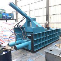 临旺废旧金属回收成型机 全自动液压金属压块机
