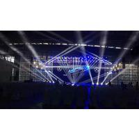 上海会议背景LED显示屏租赁公司