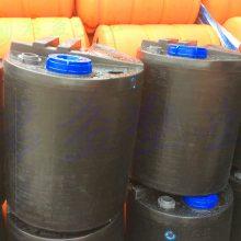 MC-150加药桶配搅拌机 150L圆形平底药箱报价