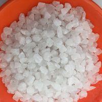 厂家直销精致净水滤料石英砂 水处理过滤罐粗中细纯白色石英石