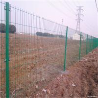 高速公路护栏网 双边丝围栏厂 贵州隔离网