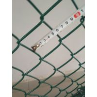 厂家直销篮球场围栏 3米高球场围网栏 学校体育场围网