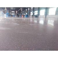 金刚砂旧地面硬化--东莞路面起灰处理--厚街仓库金刚砂翻新