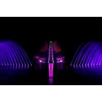 宁夏音乐喷泉设计、安装、制作、施工