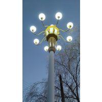 福瑞光电 保定10米灯杆生产厂家 衡水新农村建设太阳能路灯 LED灯头