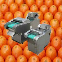 土豆切块机厂家 根茎菜切菜机 普航豆角切段机 蒜台切小段的机器哪里有卖的