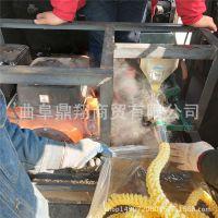 冰糖绿豆休闲食品膨化机 玉米糁子专用麻花膨化机鼎翔机械厂