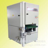 木工机械双面砂光机价格板材全自动定尺砂光机设备图片