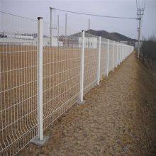 中山物流园防护围栏 汕尾铁丝网护栏 厂区隔离网桃型柱护栏网