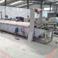 宏科食品机械漂烫机 果蔬加工护色工艺设备 漂烫蒸煮线自动化加工