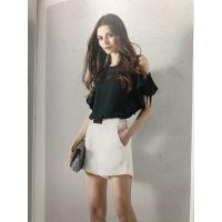 地一大道服装批发市场品牌折扣女装一手货源连衣裙欧美慕拉