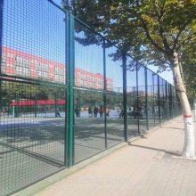 新乡运动场围网厂家 (国帆)不锈钢体育围网