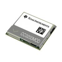 TI低功耗无线WIFI模块CC3200 CC3220