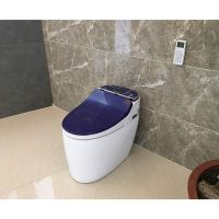 热销款家用酒店全自动马桶多功能即热型自动除臭一体式座便器