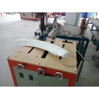 免模切割机 数控聚氨酯切割机 新型泡沫切割机 圆弧窗套切割机