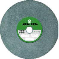 打磨玻璃砂轮 300*30*30 ABRA BETA 车窗玻璃边角打磨专用