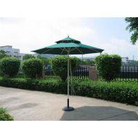 供应品木春季热销铝架中柱伞 ;遮阳伞