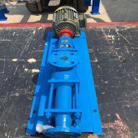 定制河北保定满城-合金钢材质的G25-1污水泵-压滤机泵-单螺杆泵