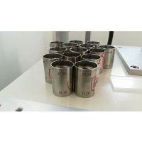 不锈钢金属轴承激光刻字代加工厂
