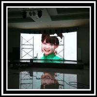北京海景台P4室内全彩led高清显示屏