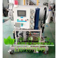 滤油机LYC-J50ht液压油聚结分离聚结脱水净油机