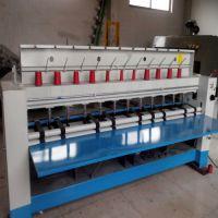 一线品质的多针头棉被机 创业项目家用棉被机