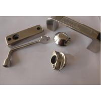 不锈钢高速列车门锁配件、精密铸造、定制加工、门锁五金