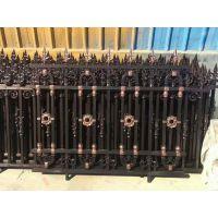 厂家供应小区护栏 别墅围栏 别墅大门 阳台围栏等镀锌钢 铝合金等金属制品
