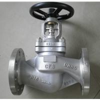 FIG12.046德国ARI艾瑞双层波纹管蒸汽专用截止阀