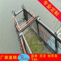 水葫芦打捞船 环保好帮手 质量保证
