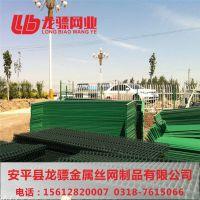 乌龟隔离网 军事隔离网 焊接护栏网
