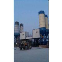 郑州誉晟 HZS90混凝土搅拌站 搅拌机型号JS1500B 配料机PLD2400