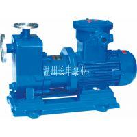 长申厂家直销ZCQ20-12-110型自吸磁力泵