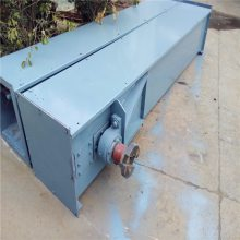 防滑装置长距离刮板上料机,T型刮板输送机厂家报价,铸石板链条提升机