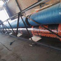 科力通促销大口径疏浚胶管 法兰式大口径吸排泥胶管