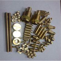 黄铜棒h59 直纹花 滚花 CNC数控加工黄铜棒