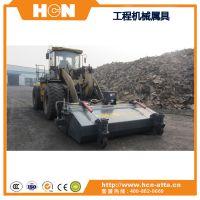 道路清扫车 HCN屈恩机具装载机道路清扫设备 场地清扫器