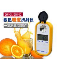 数字式折射仪糖量仪 防尘防水 DR102 折射率0.0001nD 报价 JSS/金时速