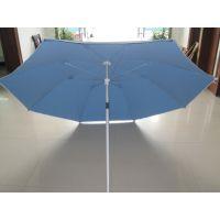 供应高档沙滩遮阳伞 外贸出口沙滩伞 2米直径 1米8直径 沙滩伞加工