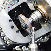 CNC五轴工具磨床刀具开槽专用强力开槽平行金刚石砂轮