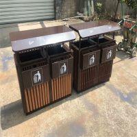 可开票 冲孔环保垃圾桶 公园市政街道 分类垃圾桶果皮箱 厂家批发