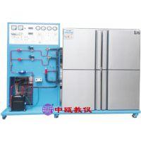 SZJYD-03E型 一机二库冷库实训装置|家电维修实验台