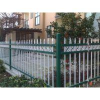 Q235周口锌钢围墙栏杆,HC周口豪华围墙护栏,公路草坪栅栏,京式道路围栏