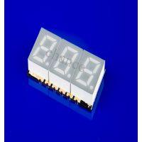 0.2英寸三位八贴片数码管 深圳长圣生产商