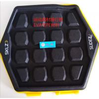 运动器材里的EVA泡棉粘PE用什么胶水?九点牌耐腐蚀运动器材用塑料胶水定制厂家