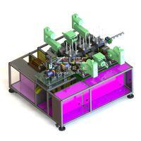 门窗五金合页型材切割机 合页自动化切割成型设备 自动化切割机