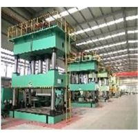 TGM四柱三梁液压机300吨电瓶线成型用液压机非标可定制