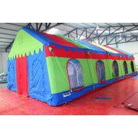 户外大型充气帐篷厂家亚图卓凡免搭建速开三层帐质保五年