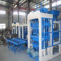 全自动液压砖机设备 小型免烧砖机 水泥空心砌块砖机