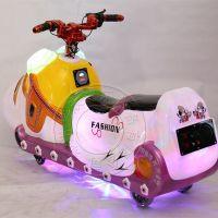 郑州易欣新款碰碰车斑点狗儿童玩具车集会儿童玩具批发场地游艺设备